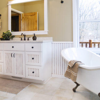 Twin Cities home remodeling and design, renovate a bathroom