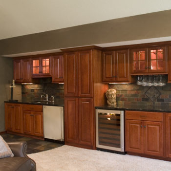 Twin Cities basement remodeling service, lower level renovation
