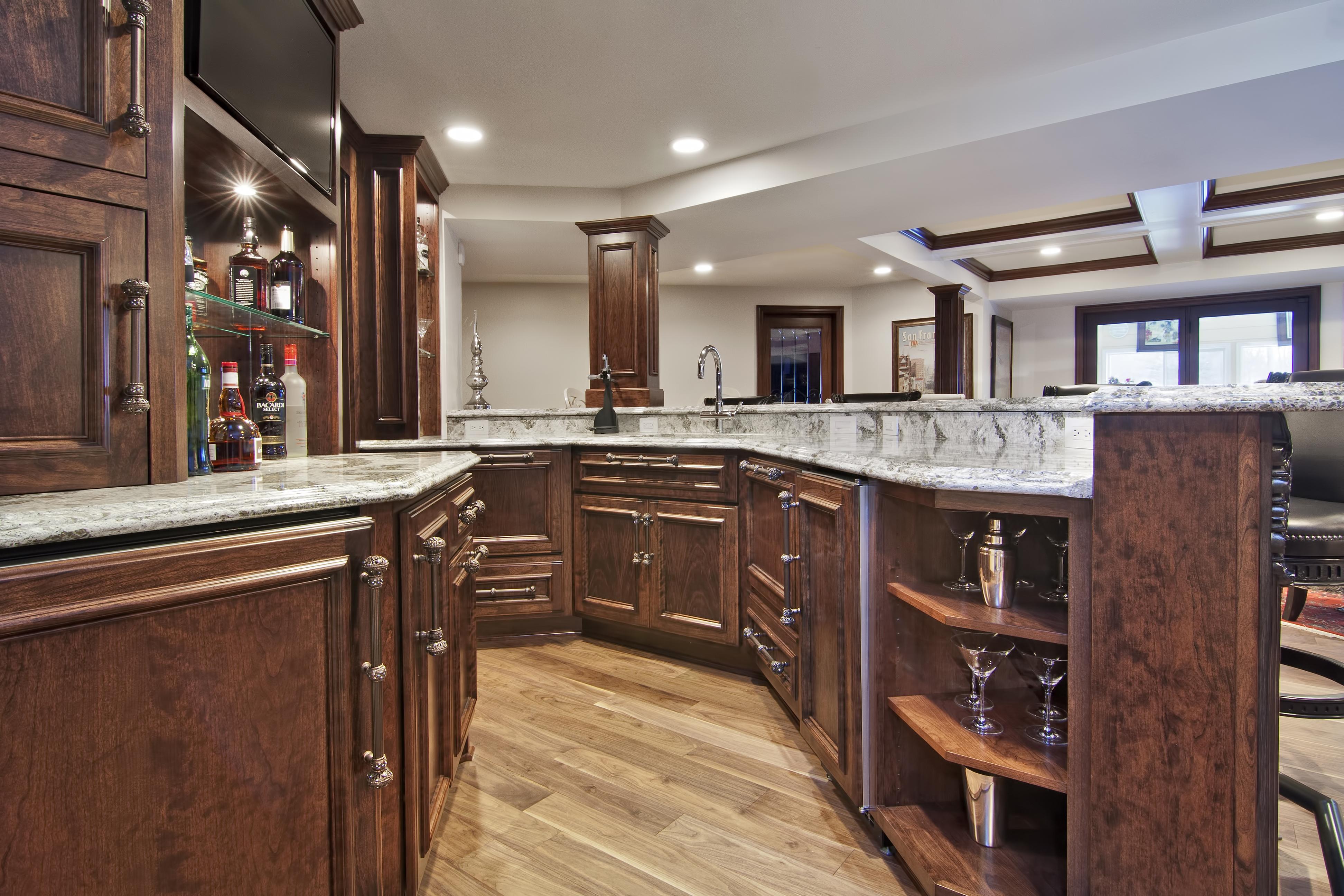 Kitchen remodeling services - James Barton Design-Build