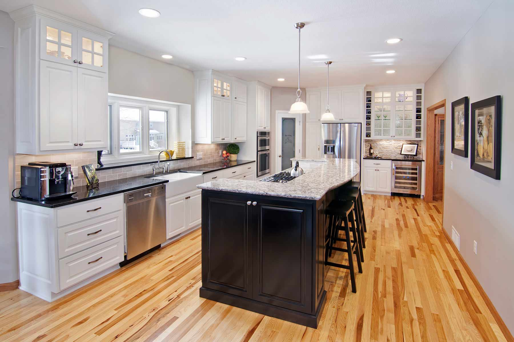 Home Kitchen Remodeling Services