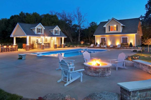 Minneapolis home and deck remodeling