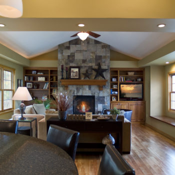 twin cities home remodel, interior home design