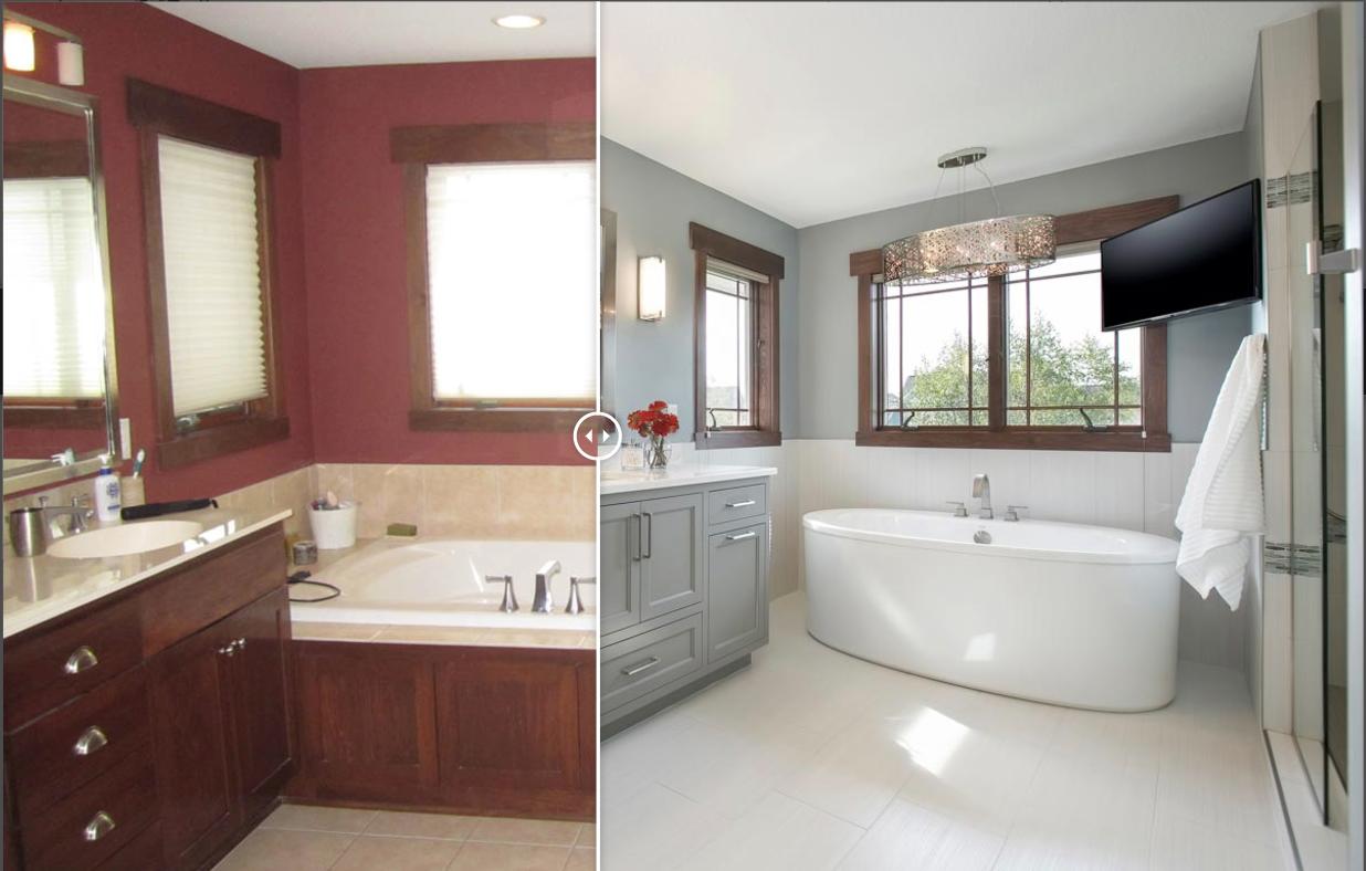 Minneapolis Home Remodeling Company, Bathroom Renovations