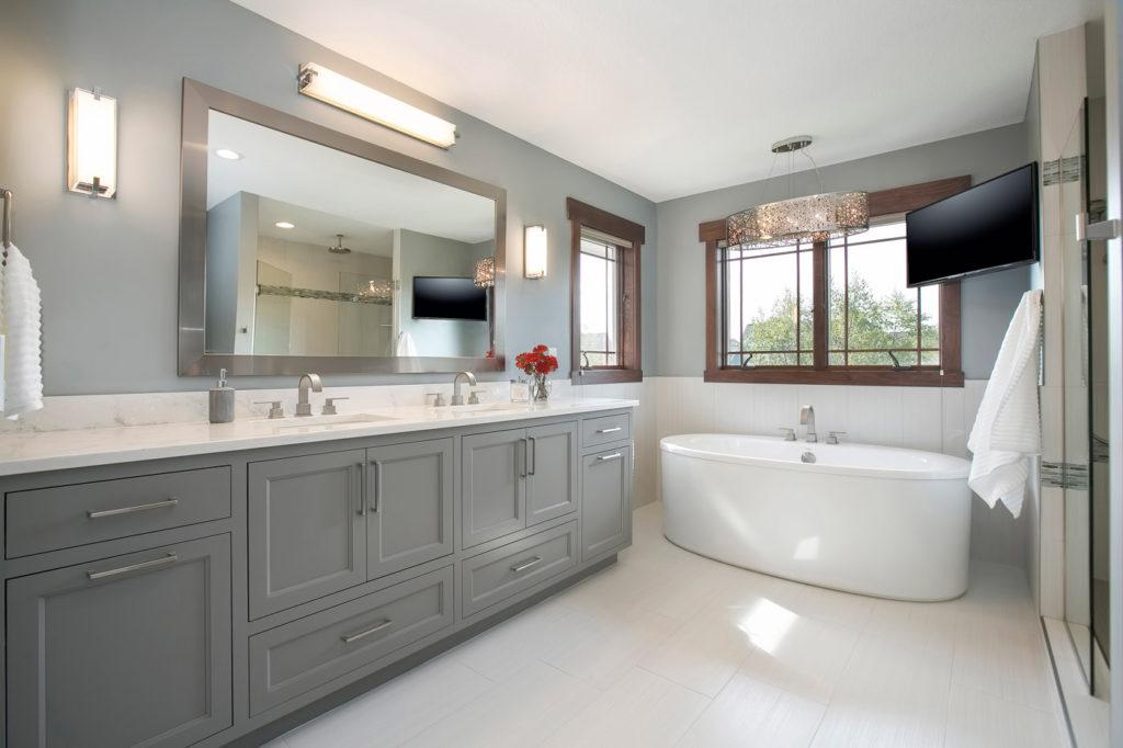 bathroom remodeling and design