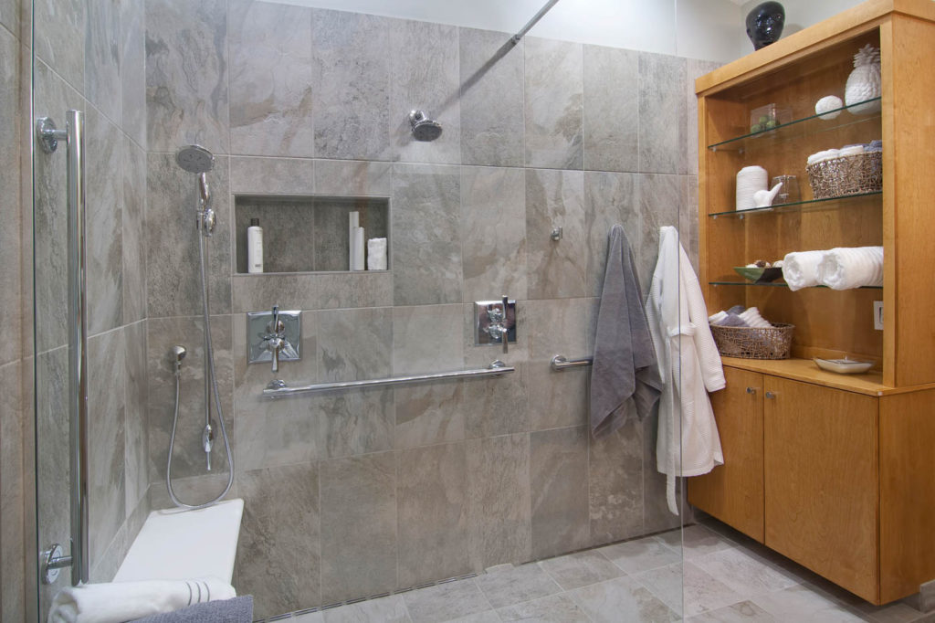handicap bathroom remodeling and design