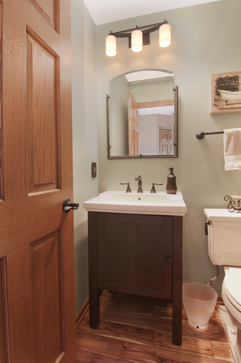 Bathroom Fixtures Twin Cities bathroom remodeling portfolio & gallery | james barton design-build