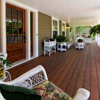 twin cities porch design