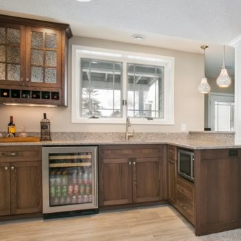 Twin Cities home remodeling, lower level renovation
