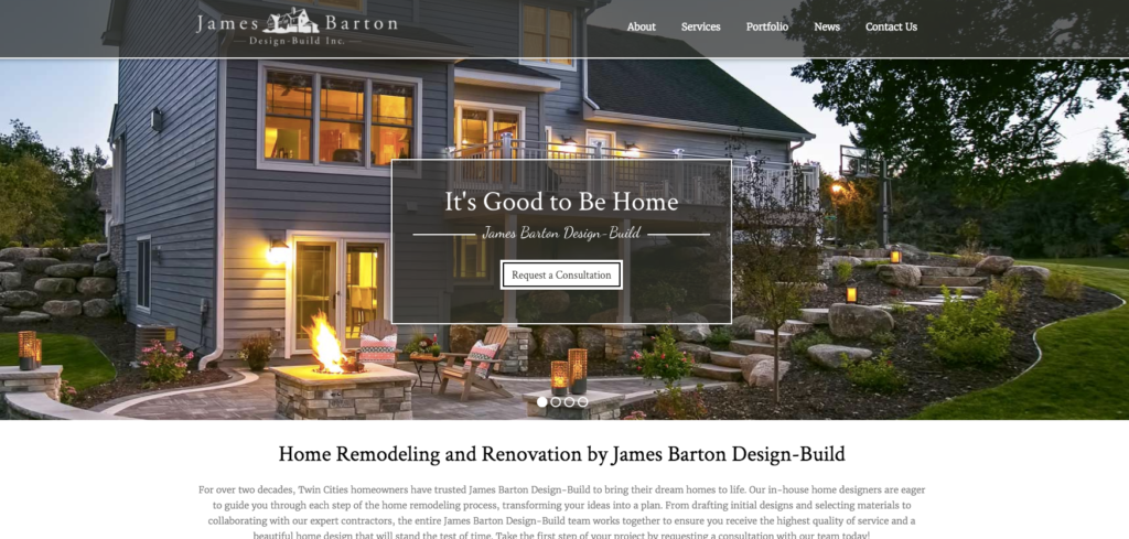 Welcome To The Our New Home Remodeling Website Jbdb