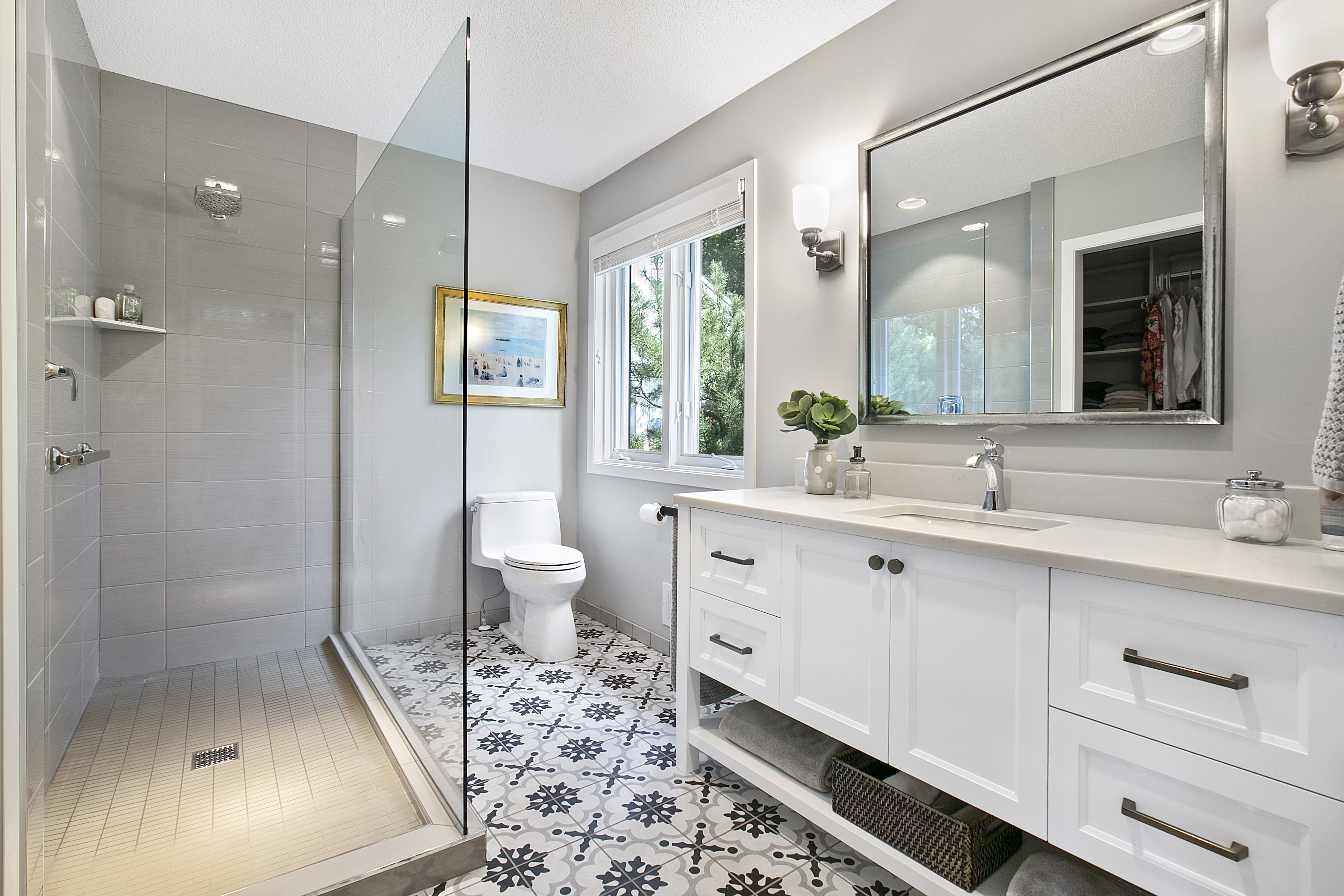 Bathroom Remodeling Portfolio & Gallery | James Barton Design-Build