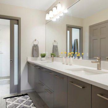 Bathroom renovation, modern bathroom design