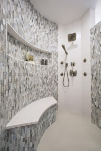 Twin Cities remodeling company, bathroom design