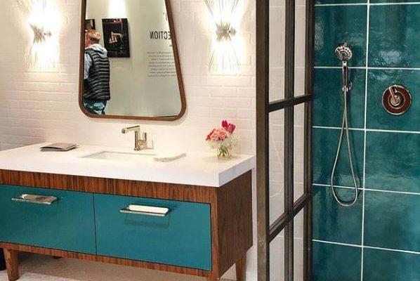 international building show, bathroom trends,